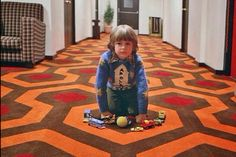 The Shining mystery props hidden meaning