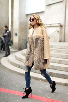 Paris Fashion Week Streetstyle | BeSugarandSpice - Fashion Blog