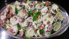 #MaridoTemQueAcharUmaDelicia: Salada de Atum com Abobrinha