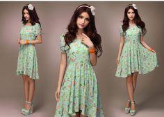 2013 Summer Fashion Collection Dress 1782 - Dresses - korean japan fashion clothes dresses wholesale women