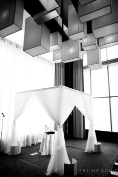 A beautiful wedding setup in one of our event spaces. #SoHoBride