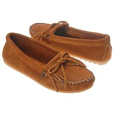 Love my Minnetonkas. They're the most comfortable shoe ever! Bought my first pair at Blackwater Falls in West Va.