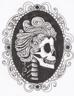 Resultados da Pesquisa de imagens do Google para http://fc06.deviantart.net/fs71/i/2010/312/d/e/skull_cameo_tattoo_design_by_sanguineasperso-d32glmk.jpg