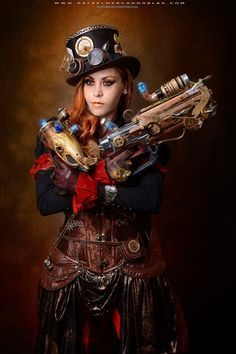 www.steampunktendencies.com                                                                                                                                                                                 More