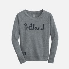 Portland Eco-Jersey Slouch Shirt (Women's)
