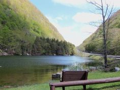 Devil's Tombstone is one of the oldest campgrounds in the Catskill Forest Preserve. Its location, deep in Stony Clove, surrounded by some of the highest peaks in the Catskills, makes it a haven for serious hikers.