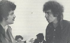 Mike Bloomfield and Elvin Bishop, 1970