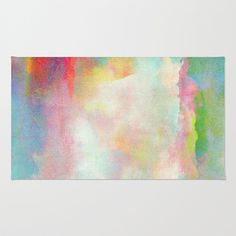 Untitled (Cloudscape) 20120222n Rug by Tchmo - $28.00