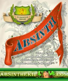 Welcome to Absinthe Kit - The only store that provides natural Absinthe never seen or tasted before. Green Fairy, Fantasy, Imagination, Fantasia