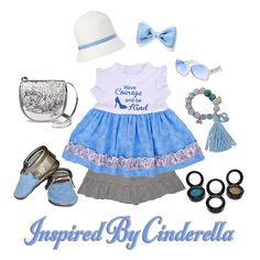 """Just 2 more of the Cinderella inspired """"Have Courage and Be Kind"""" flutter sleeve knit tunics left!"""