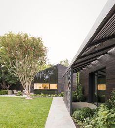 The French Laundry's kitchen expansion and courtyard renovation by Snøhetta | Inspirationist