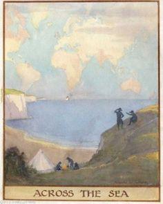 Margaret-Tarrant-Across-the-Sea-GIRL-GUIDE-PRINT