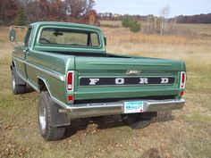 Old Ford Pickup Trucks | 1971 Ford F-250 - Image 3
