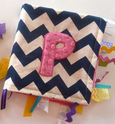 Personalized Blanket  Baby Tag Lovey by ModernMommaHandmade, $16.00 www.modernmommahandmade.com