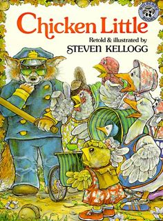 Chicken Little - Steven Kellogg