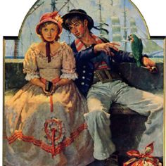 My favorite Norman Rockwell