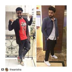 with ・・・ From day to night! keeping keeping it chill and then being a boss Arjun Kapoor, Boys Dpz, Chill, Boss, Bomber Jacket, Actors, Jackets, Night, Fashion