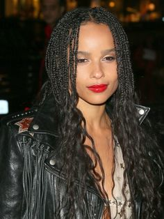 Zoe Kravitz shares the one high-tech product she uses for her skin