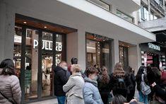 Ταραντίλης: Ουρές έξω από τα καταστήματα γιατί τηρούνται τα μέτρα μέσα: «Ο κόσμος, στη συντριπτική πλειονότητα, φορούσε μάσκες,… #ΑΓΟΡΑ
