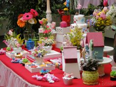 Jardim Encantado - Especial   Festas Infantis   Peta Perruge