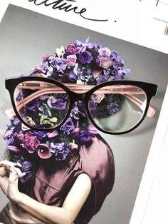 ca8d99c7adc glasses · Óculos Armação De Grau Estilo Gatinho Acetato Fem. + Brinde - R   120
