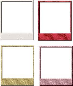 Cornici 155 ~ Poloroid Frames png: