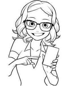 ausmalbilder lady bug und freunde illustration   cartoon zeichnungen, malvorlagen für mädchen