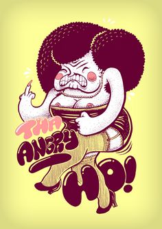 Tha Angry Ho