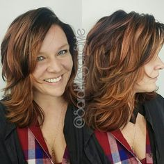 Her #beauty matches her #soul  #sarahdezen @salondezen #WCW #haircolor #haircut #highlights #lowlights #regrowth #lovehair @love_kevin_murphy #layers #hair #funhair @modernsalon @imallaboutdahair @beautifinder @behindthechair_com @theconfessionsofahairstylist @hairbrained_official @american_salon @bangstyle #oldtownalexandria #oldtown #virginia #dmv #redhair @lainabaina82 ❤