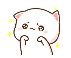 Mochi Mochi Peach Cat