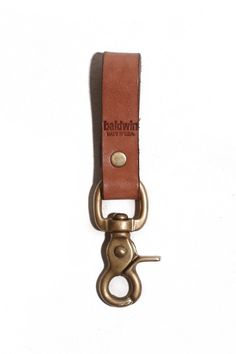 Image of The Key Lanyard - Natural bd27d3c352e