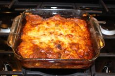 This has to be the yummiest lasagna recipe...EVER!