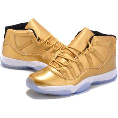 Jordan 11 Shoes ❤ liked on Polyvore featuring shoes, jordans and sneakers