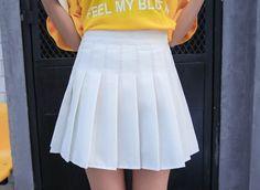 www.sanrense.com - Student tennis pleated skirt SE9721