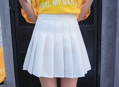 www.sanrense.com - Student tennis pleated skirt SE9721