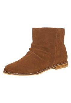 Støvletter - brun 799
