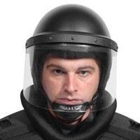 Premier Crown FXR200 Full Coverage Riot Duty Helmet