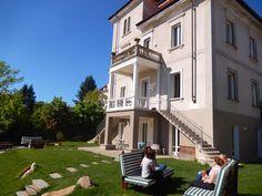 Amazing apartment in an Art Deco villa on Lake Maggiore - Dagnente B & B, Villa, Boutique, Mansions, House Styles, Home Decor, Decoration Home, Manor Houses, Room Decor