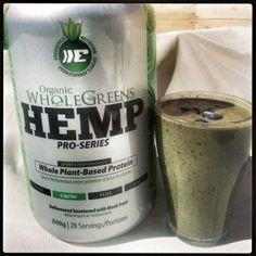 #Hemp protein = King of the plant kingdom