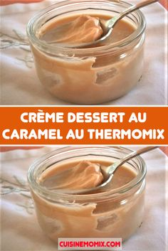 Creme Dessert Thermomix, Thermomix Desserts, Cookie Recipes, Panna Cotta, Peanut Butter, Biscuits, Deserts, Pudding, Fruit