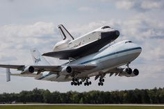Shuttle Enterprise Flight To New York (201204270033HQ) by nasa hq photo, via Flickr