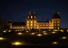 Замки Луары - Дворцы и замки Франции