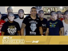 UFC 198 Embedded Episode 1 - http://www.lowkickmma.com/mma-videos/ufc-198-embedded-episode-1/