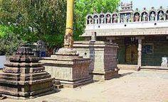 Sarabeshwara in Kurungaleeshwar Temple, Koyambedu, Chennai