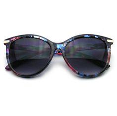 707bfb3668 Womens Trendy Metal Tip Fashion Cat Eye Sunglasses Γυαλιά Ηλίου Oakley