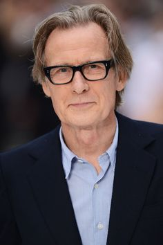 Bill Nighy, one of my favorite actors.can't wait for part 2 of the best erotic marigold hotel