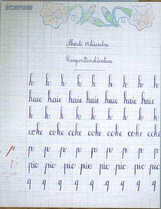 Les tampons a colorier sur les pages du cahier du jour quand on a fini son travail avant les autres