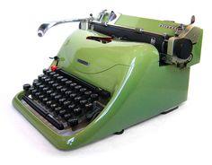 Free Typewriter Fonts: Olivetti Graphika fonts