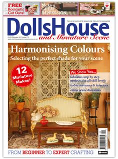 461 Best Miniature Magazines And Catalogues Images Dollhouse