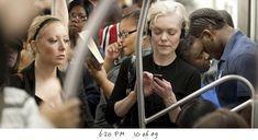 Captivating Moments of Passengers at Wall Street Station - My Modern Metropolis